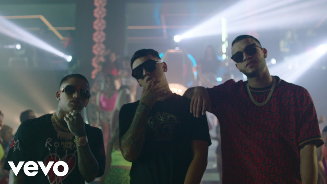 Kevin Roldan ft Bryant Myers Y Lyanno - Hasta Abajo (Official Video)