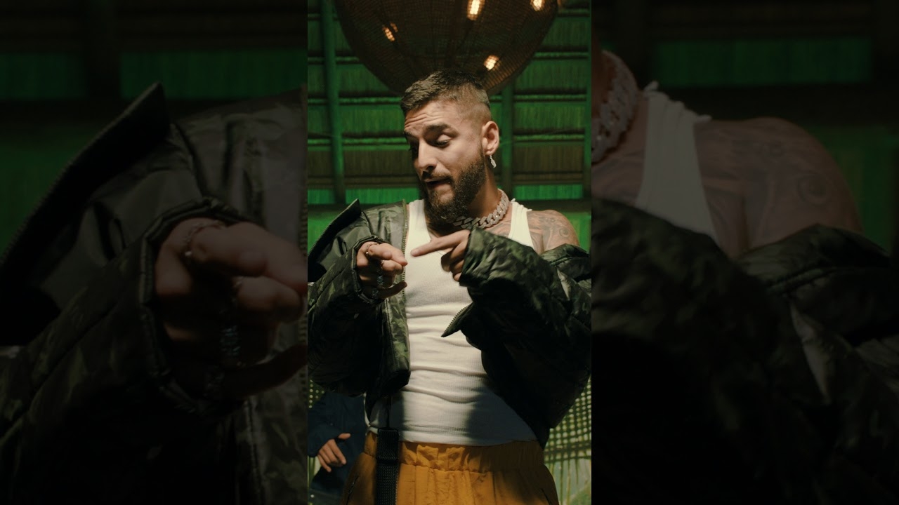 Maluma ft Reykon – Latina (Official Vertical Video)