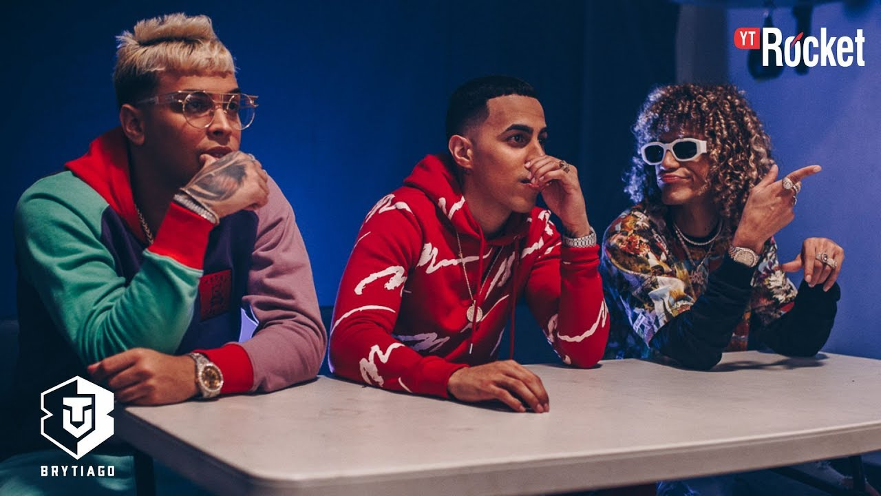 Brytiago ft Jon Z Y Noriel - Otro Round (Official Video)