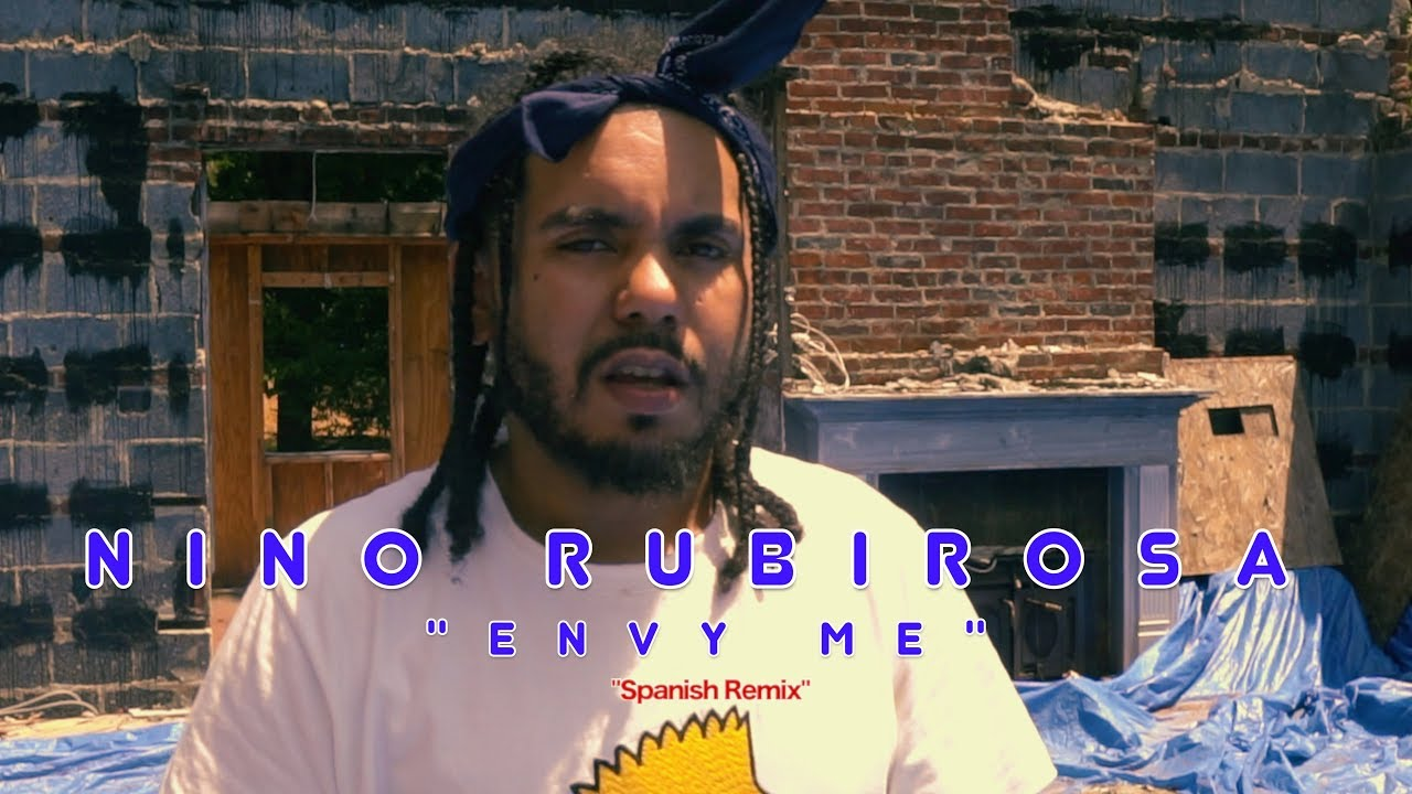 Nino Rubirosa – Envy Me (Spanish Remix) (Video Oficial)