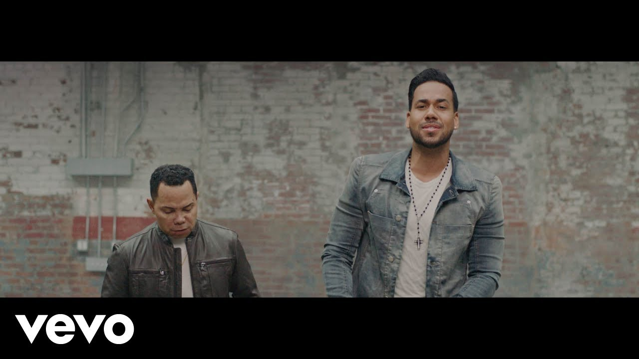 Romeo Santos ft Joe Veras - Amor Enterrado (Official Video)