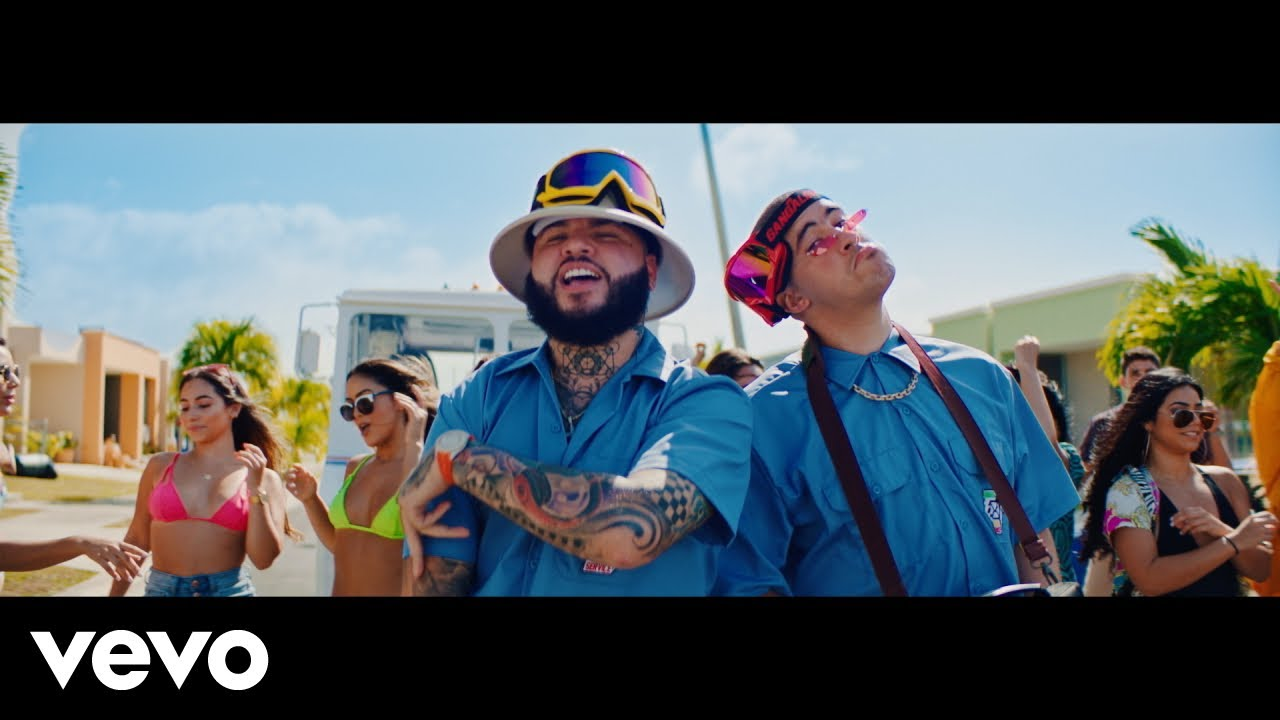 Farruko ft Bad Bunny - La Cartera (Official Video)