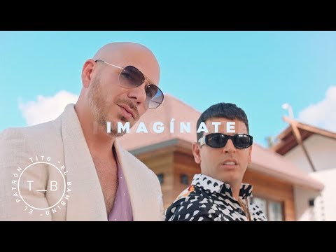 Tito El Bambino ft Pitbull Y El Alfa – Imagínate (Official Video)