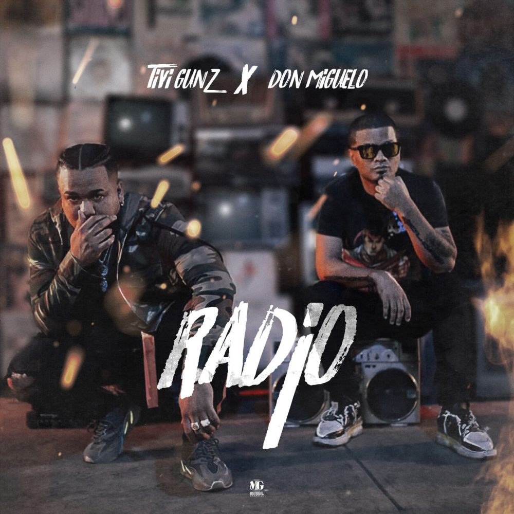 Tivi Gunz ft Don Miguelo - Radio