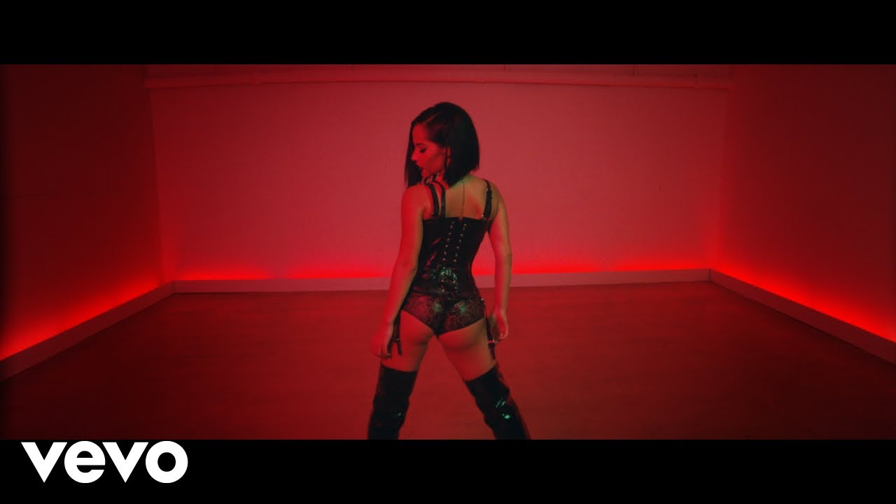 Becky G - Mala Santa (Official Video)