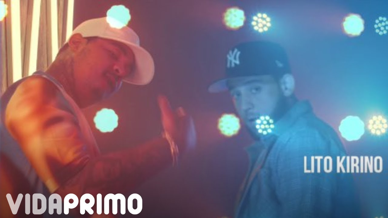 Lito Kirino ft Messiah & 24 - Quedate Aqui (Video Oficial)