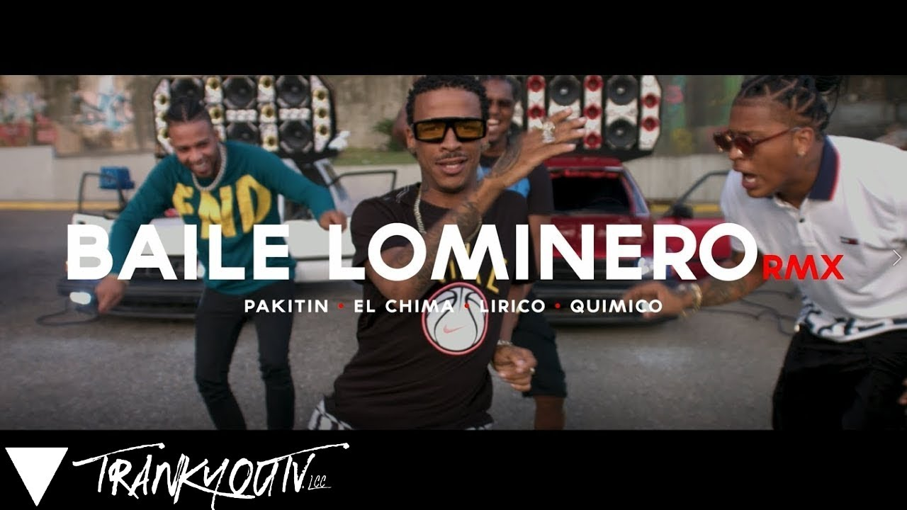 Pakitin El Verdadero ft El Chima, Lirico En La Casa & Quimico – Baile Lominero Remix (Video Ofical)