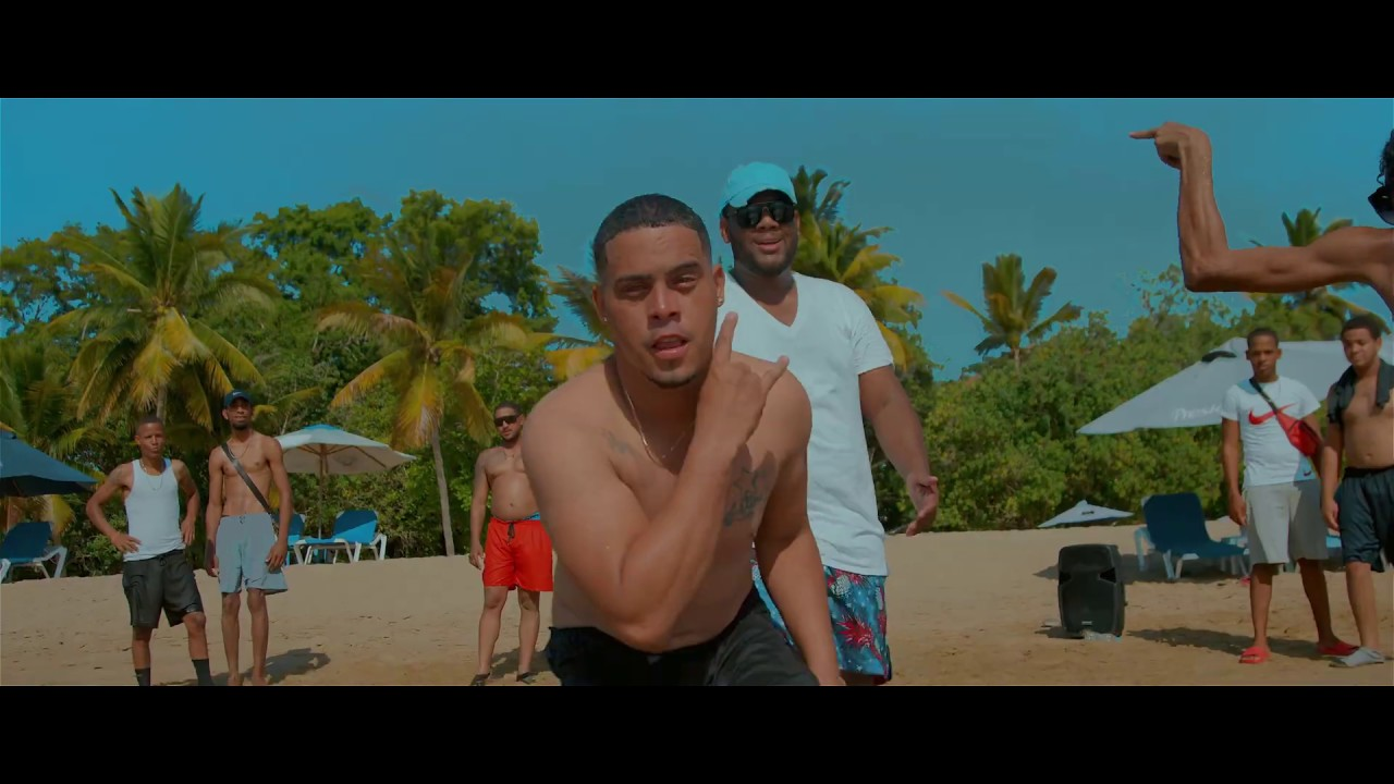 Tin Music RD - On Fire (Video Oficial)
