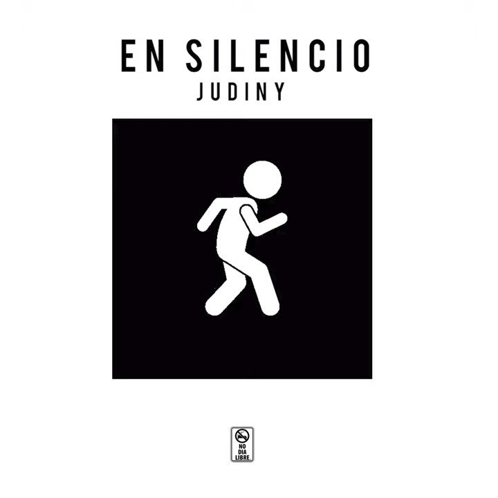 Judiny - Moviendome En Silencio
