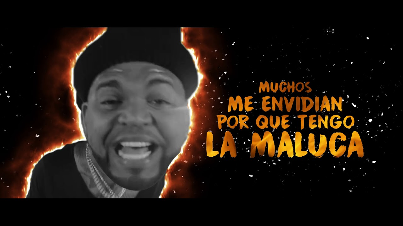 El Tonto ft Lirico, Ceky Viciny, El Mayor, Mark B, Chimbala & Bulin 47 - Caliente (Remix) (Video Lyrics)