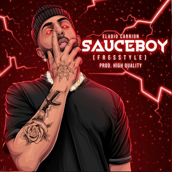 Eladio Carrion - SauceBoy (Freestyle)