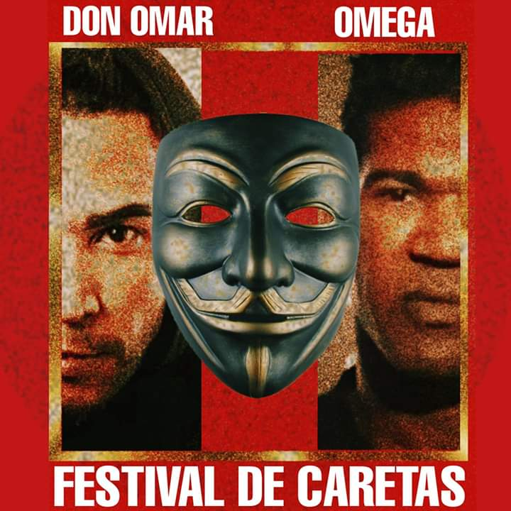 Omega ft Don Omar - Festival de Caretas (Remix)