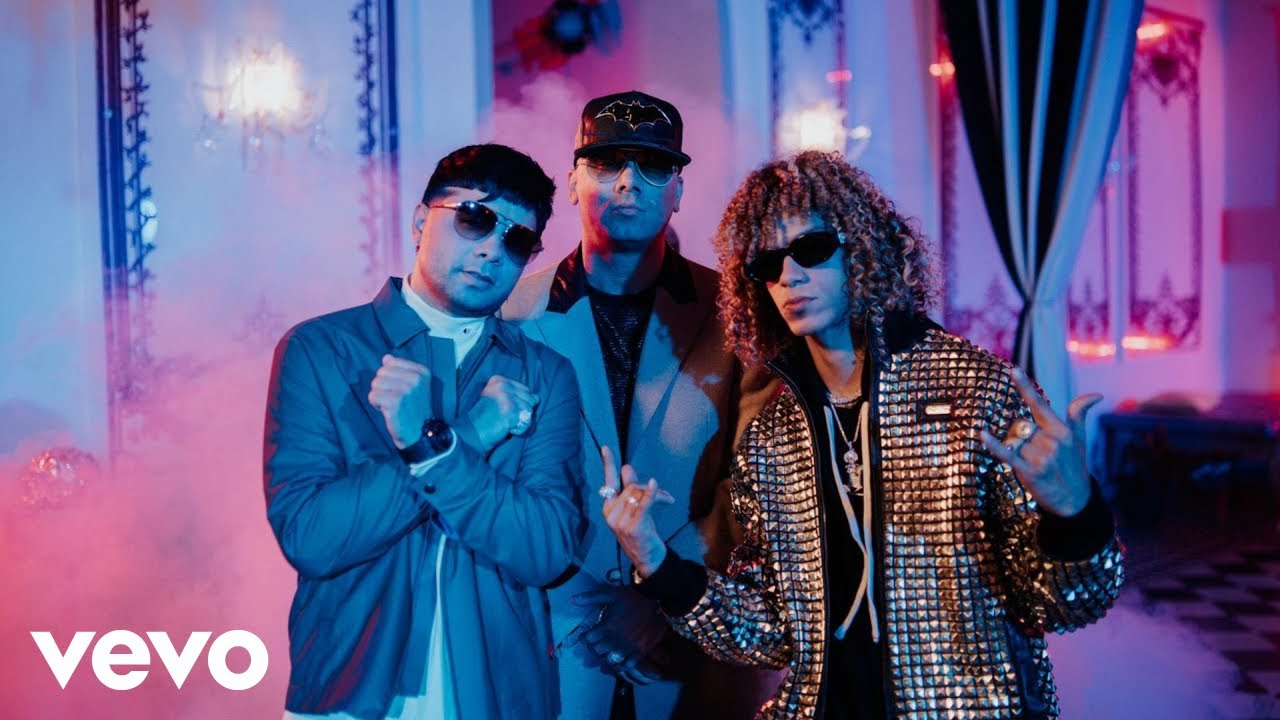 Jon Z ft Wisin & Chencho Corleone - Por Contarle Los Secretos (Official Video)