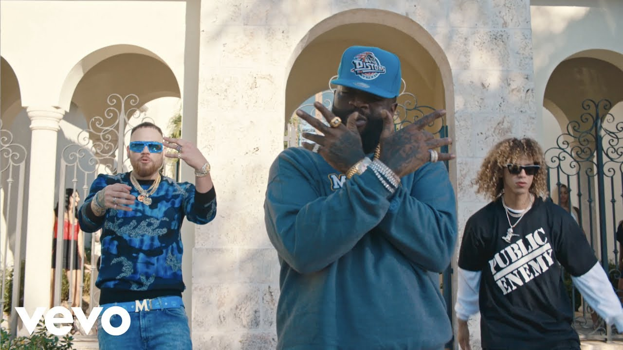 Jon Z ft Rick Ross & Miky Woodz - Star Island (Video Oficial)