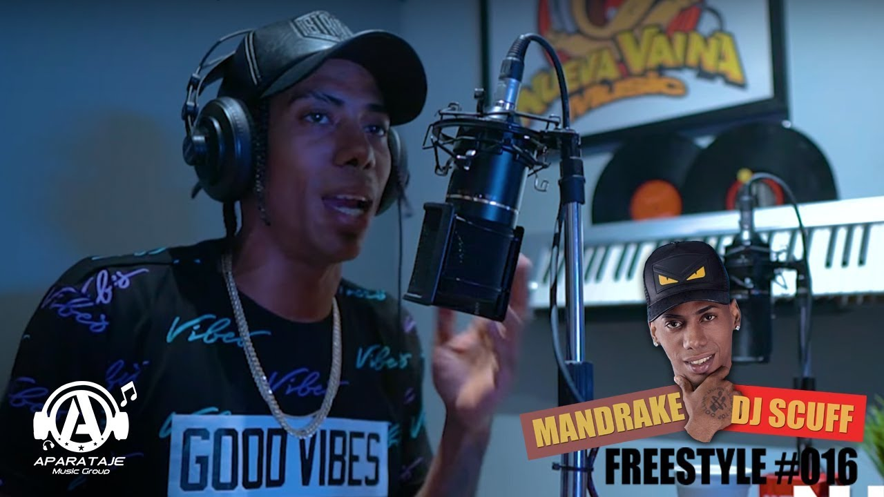 Mandrake El Malocorita & DJ Scuff - Freestyle #016 (Video)