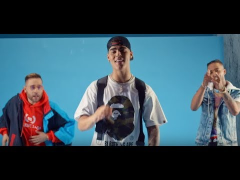 Mark B ft Lunay & Lirico En La Casa - Mojadero (Video Oficial)