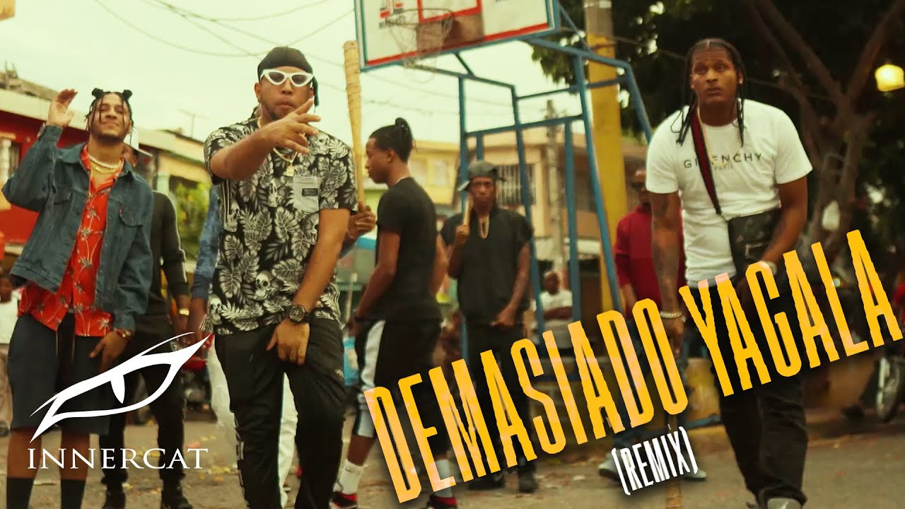 Quimico Ultra Mega ft Varios Artistas - Demasiado Yagala (Remix) (Video Oficial)