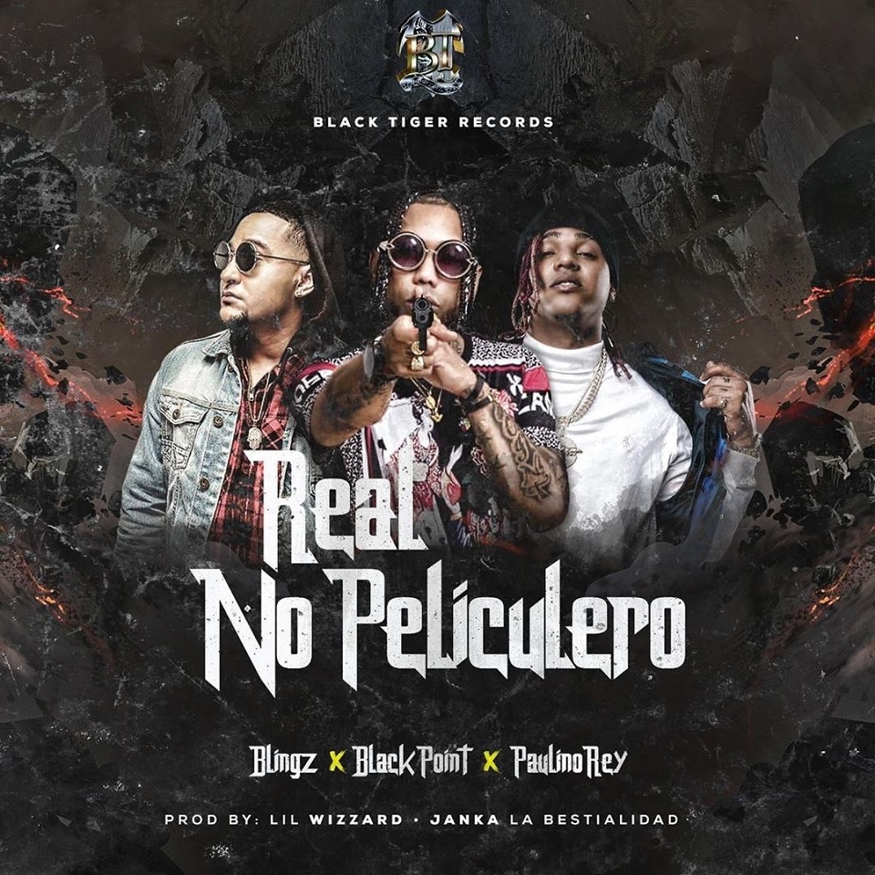 Black Jonas Point ft Blingz y Paulino Rey - Real No Peliculero