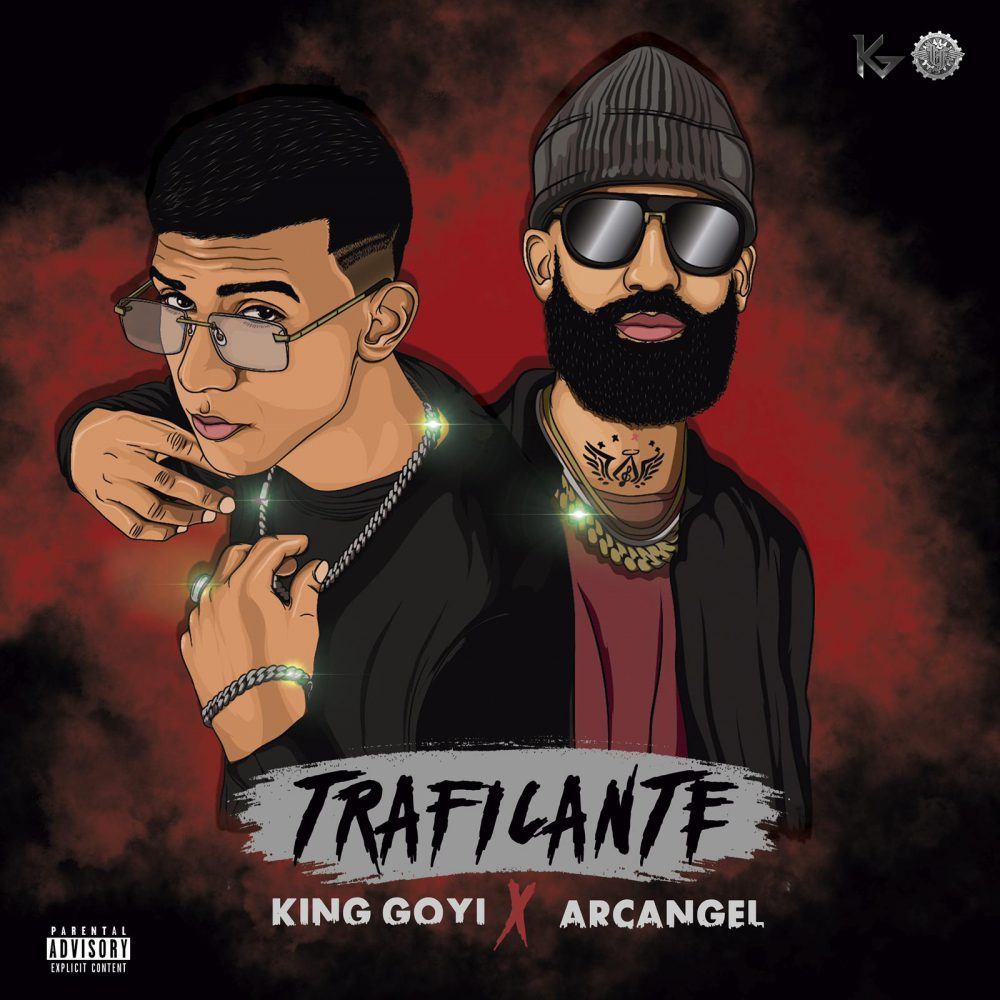 Arcangel ft King Goyi - Traficante