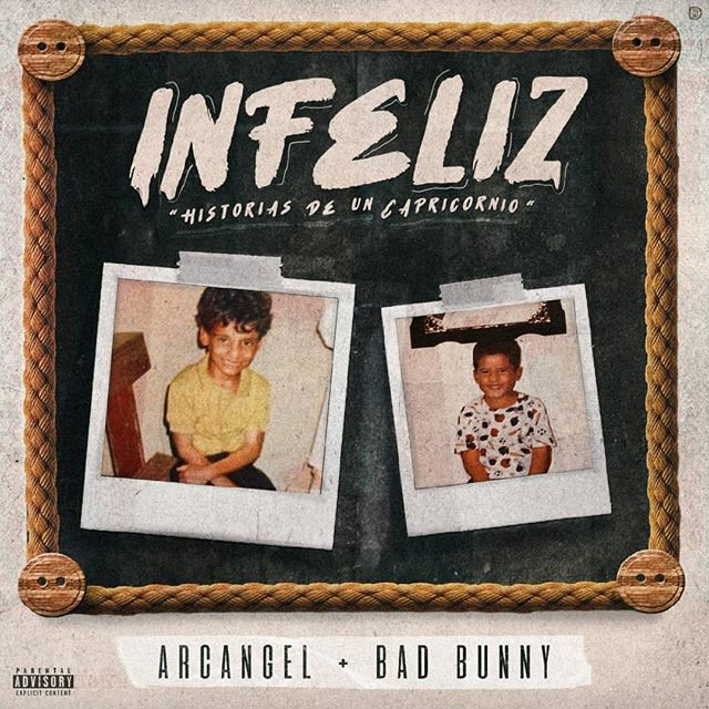 Arcangel ft Bad Bunny - Infeliz