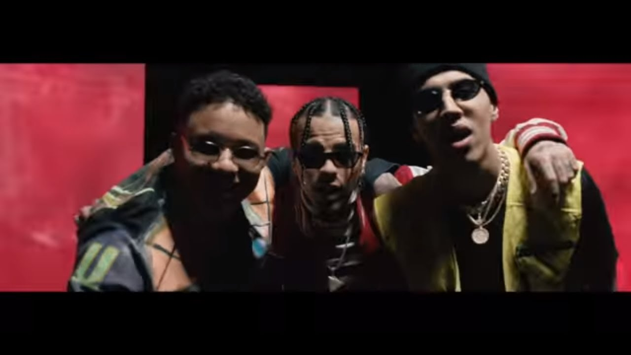 Brytiago ft Eix y Rauw Alejandro - Infiel (Official Video)