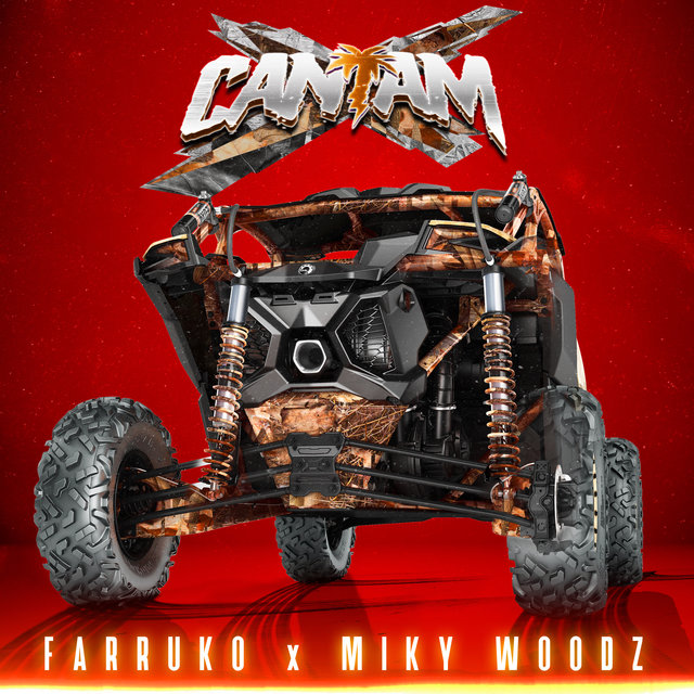Farruko ft Miky Woodz - Canam