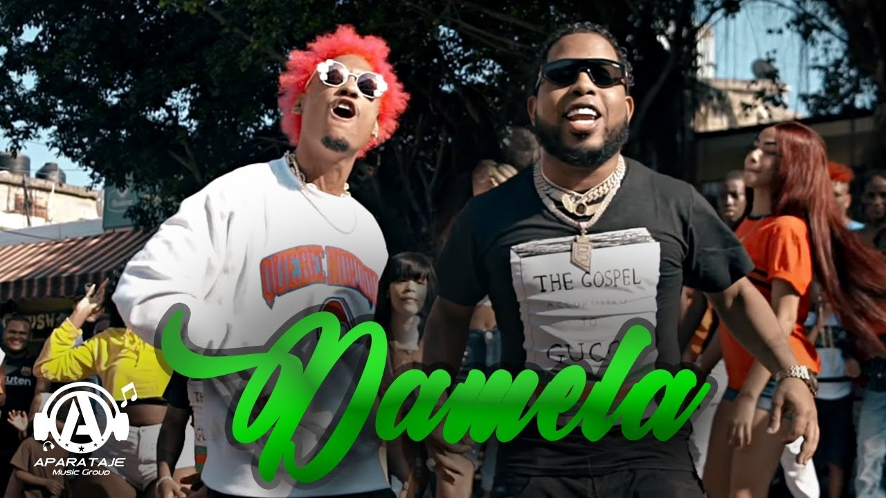 Chimbala ft Kiko El Crazy - Damela (Official Video)