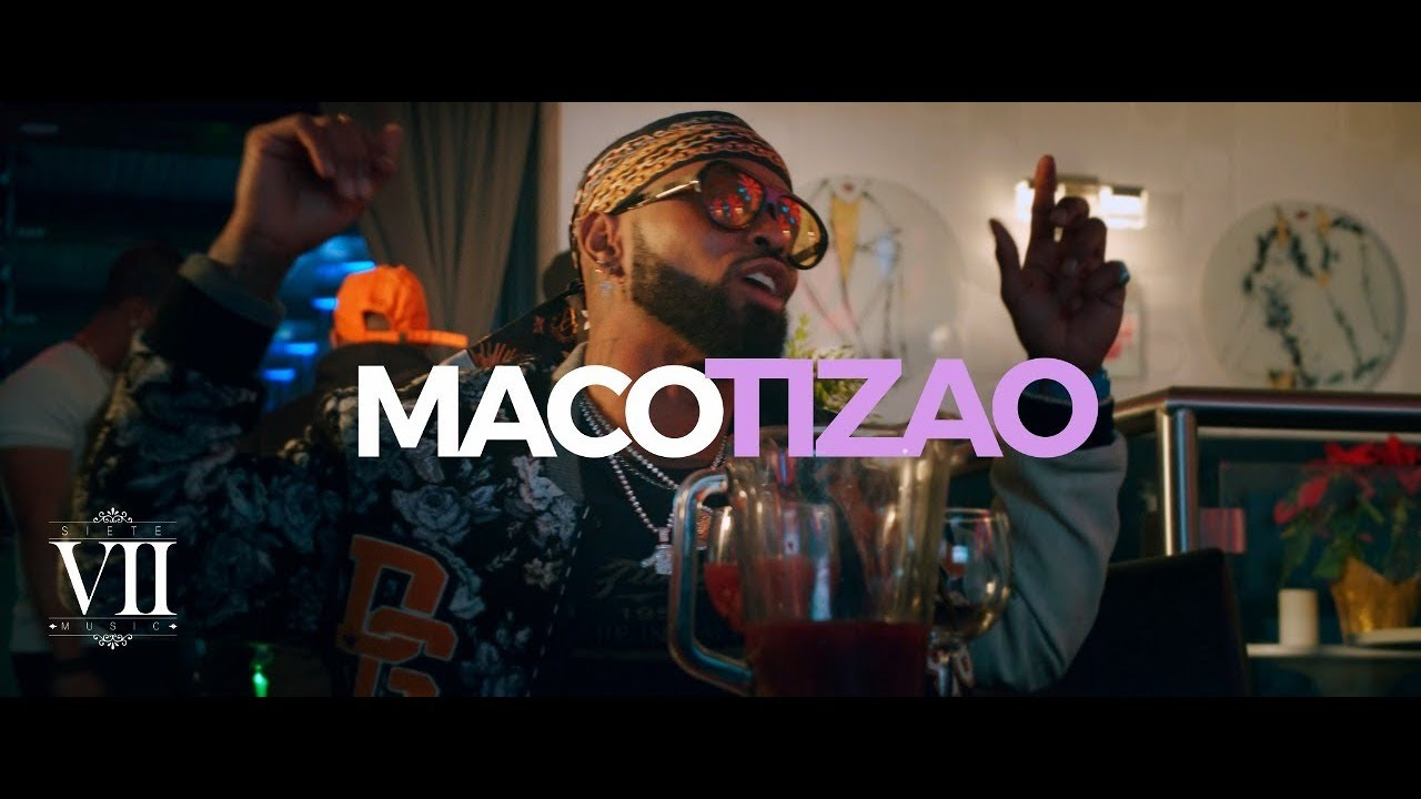 Jose Reyes - Macotizao (Official Video)