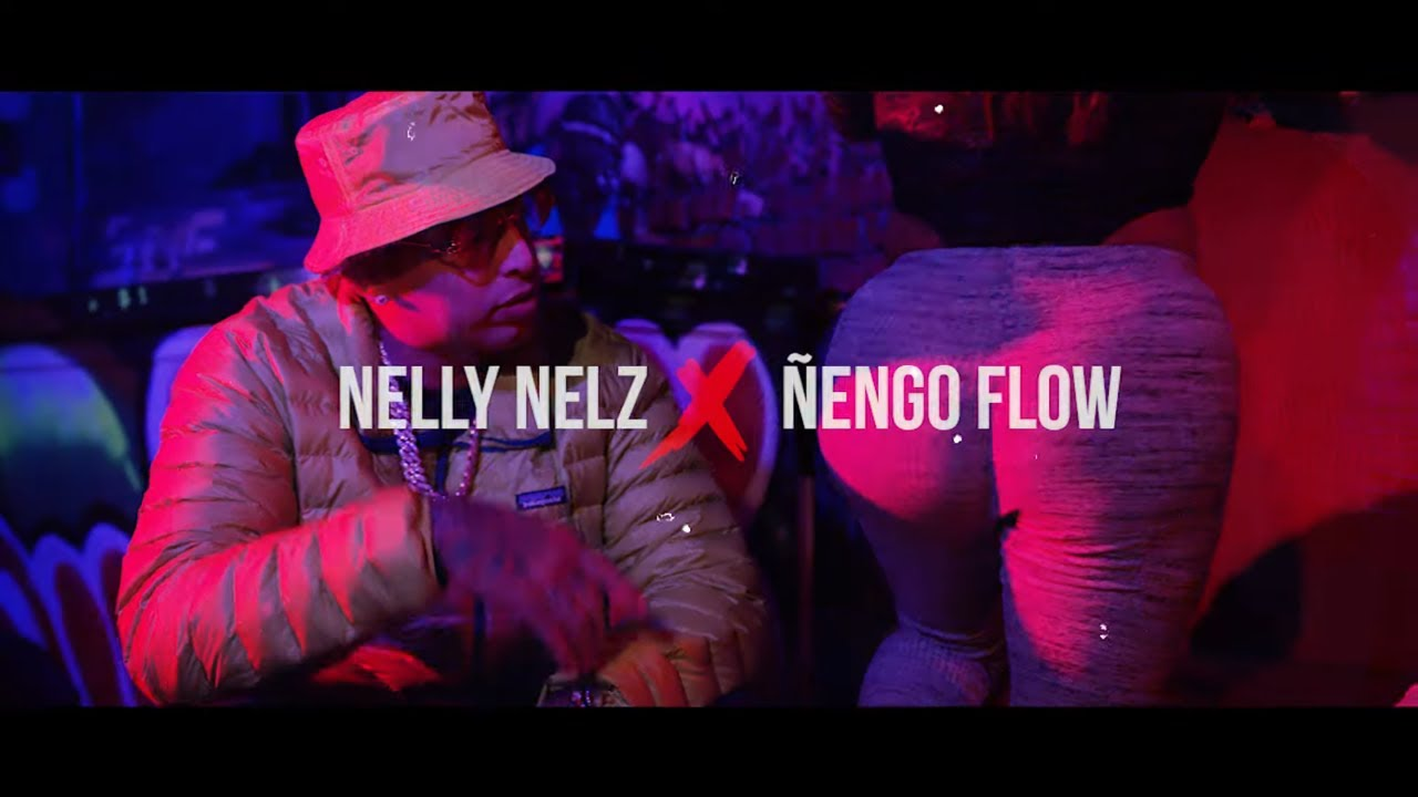 Nelly Nelz ft Ñengo Flow - Si Las Paredes Hablaran (Video Oficial)