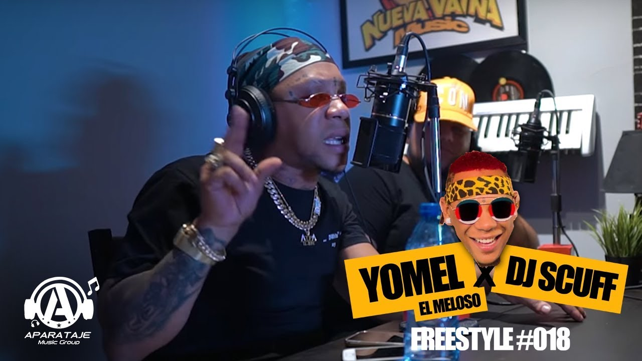 Yomel El Meloso & DJ Scuff - Freestyle #018 (Video)