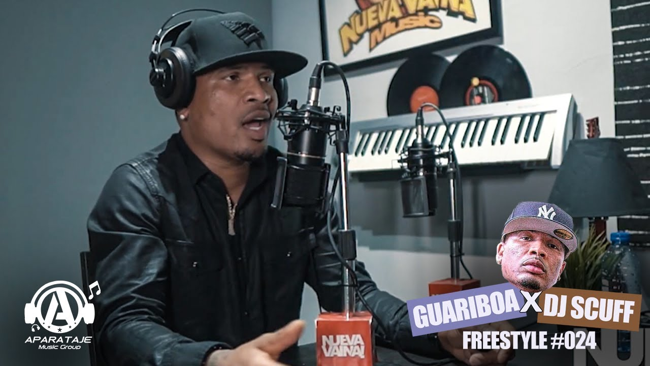 Guariboa & DJ Scuff - Freestyle #024 (Video)