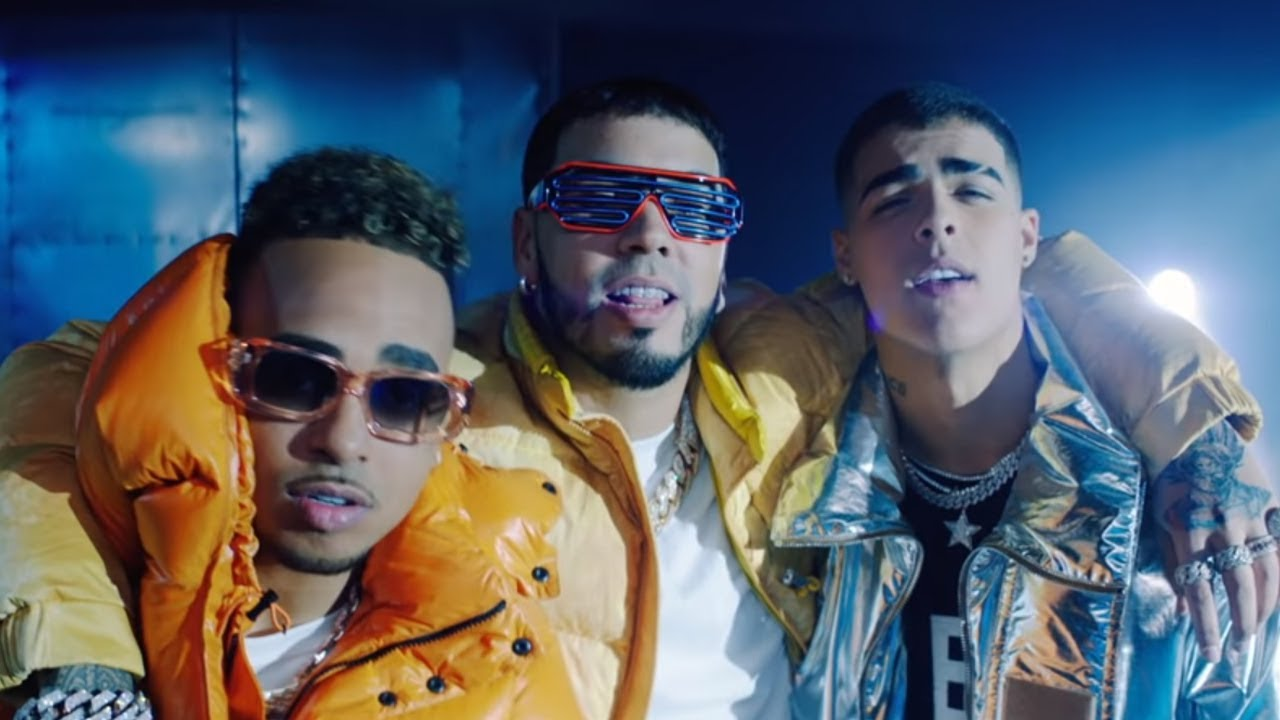 Lunay ft Anuel AA y Ozuna - Aventura (Official Video)