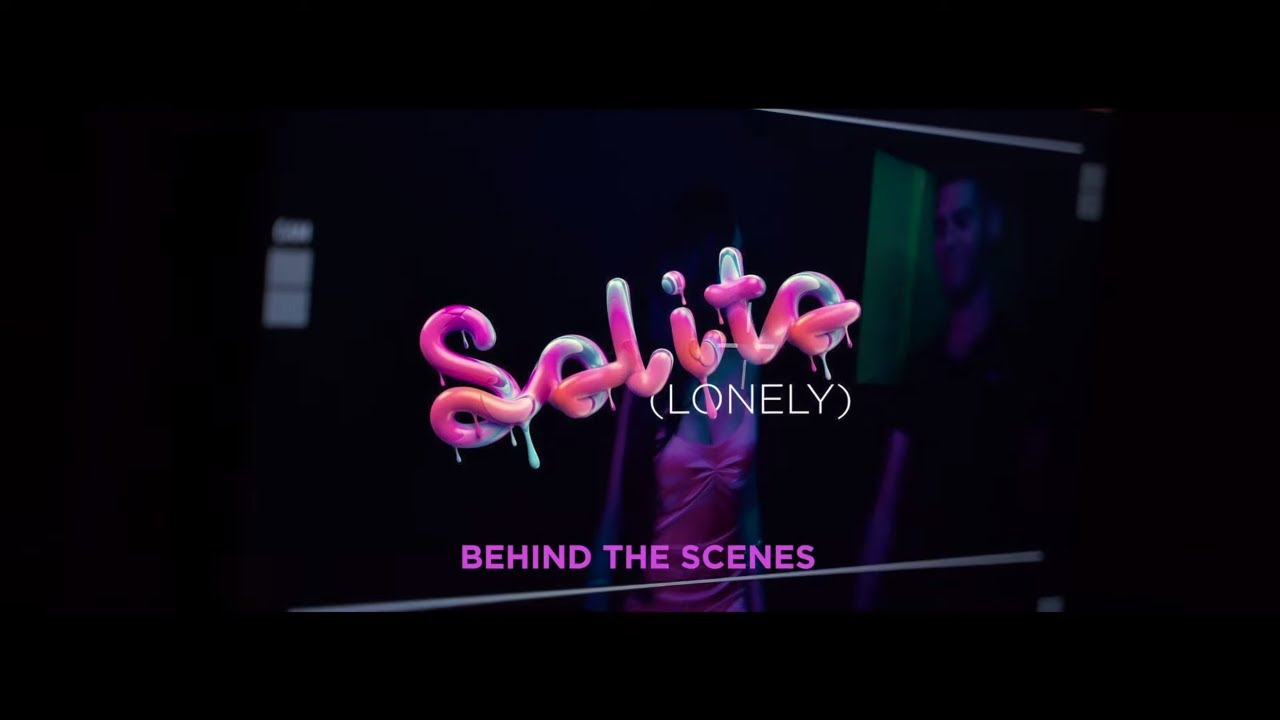 Messiah ft Nicky Jam & Akon - Solito (Lonely) (Behind the Scenes)