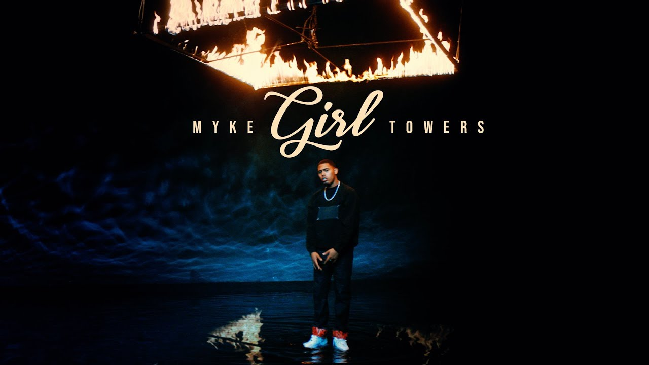Myke Towers - Girl (Official Video)