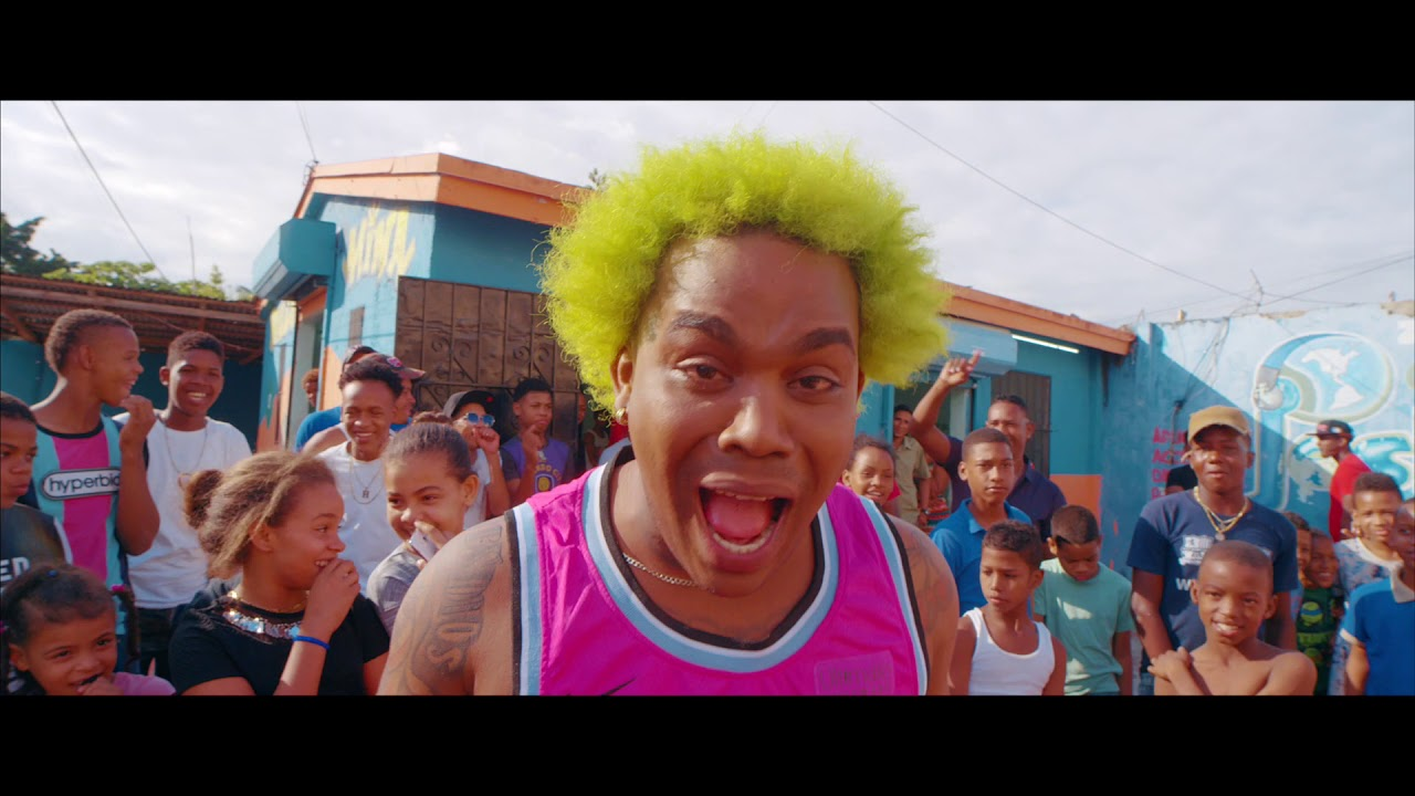 Nfasis ft Ceky Viciny & El Cherry scom - Asicalao (Video Oficial)