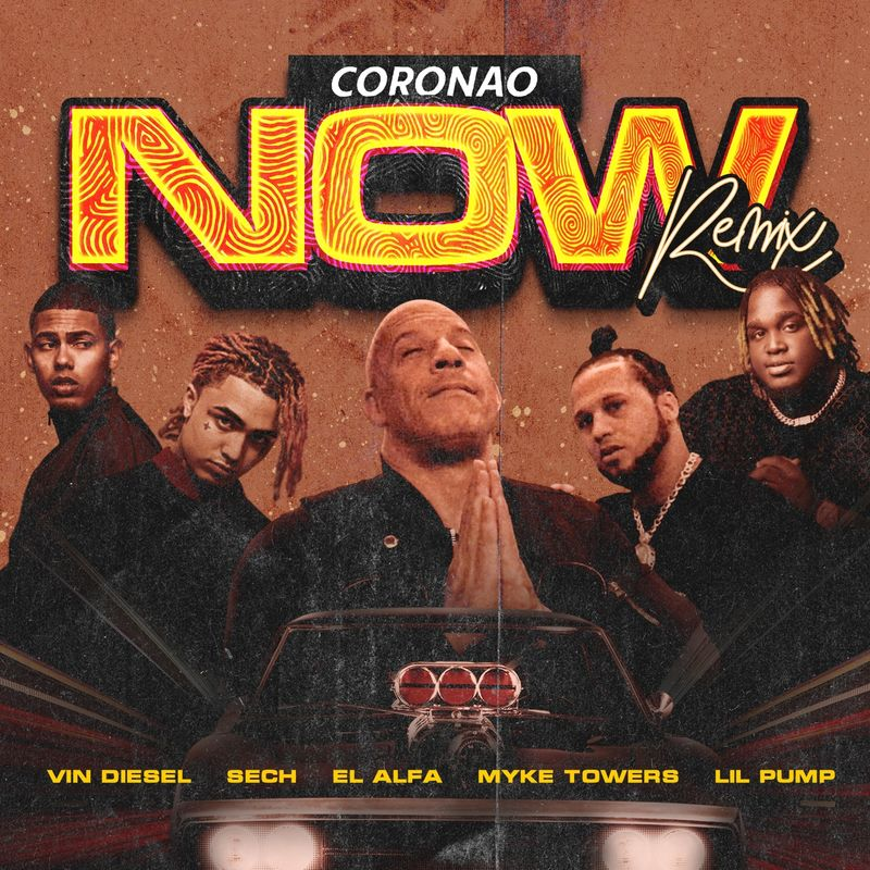 El Alfa ft Lil Pump, Vin Diesel, Sech Y Myke Towers - Coronao Now (Remix)