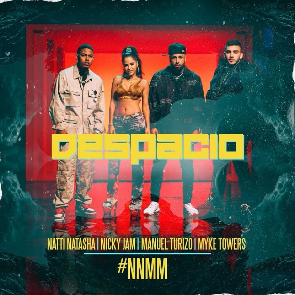Natti Natasha ft Nicky Jam, Manuel Turizo Y Myke Towers - Despacio