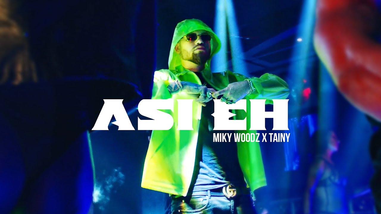 Miky Woodz - Asi Eh (Official Video)