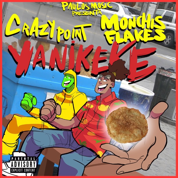 Crazy Point ft Monchis flakes - Yanikeke (Antes de Fumar)