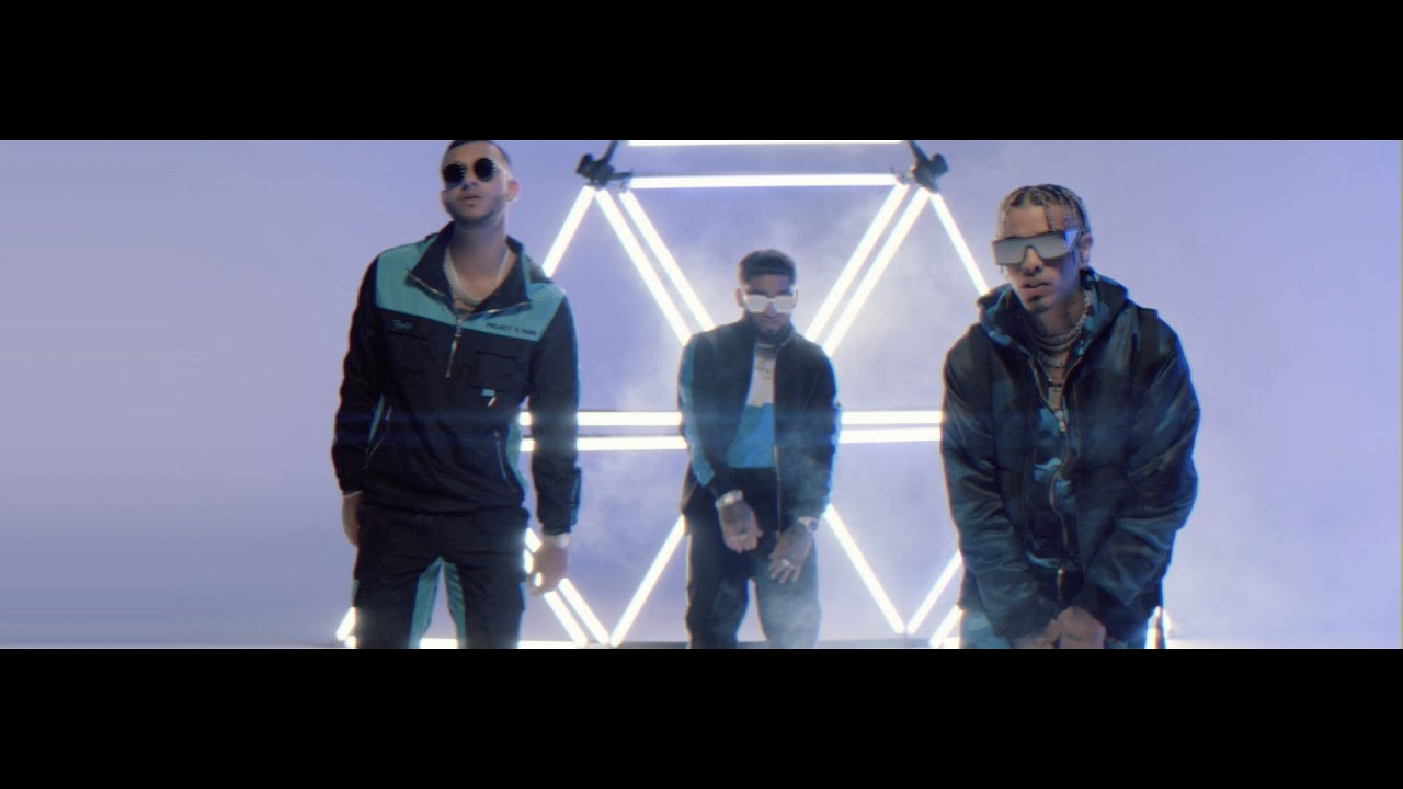Bryant Myers ft Rauw Alejandro, Lyanno - Ojitos (Video Oficial)