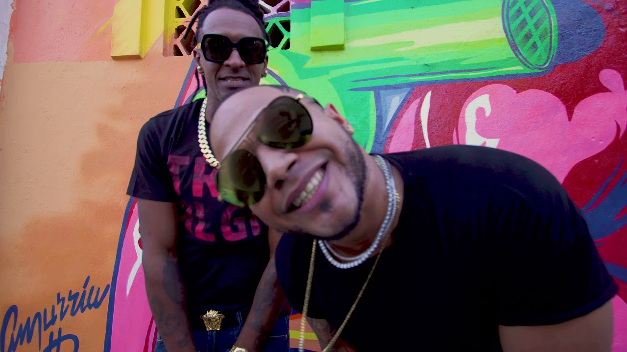 Dany Punto Rojo ft Anthony Swagger - Sistema De Gas (Video Oficial)