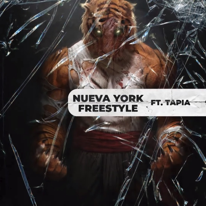 Tali Goya ft Tapia - New York Freestyle