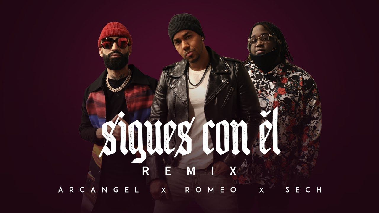 Arcangel ft Sech y Romeo Santos - Sigues Con El (Remix) (Official Video)