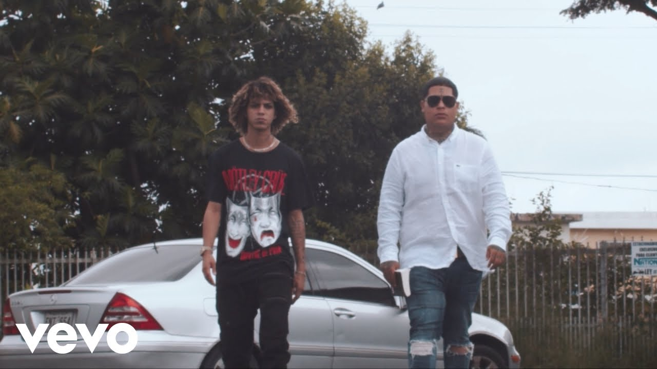 Jon Z ft Almighty - Conciencia (Official Video)
