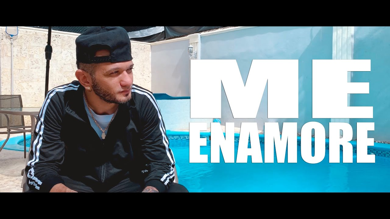 Brasa - Me Enamore (Freestyle) (Video Oficial)