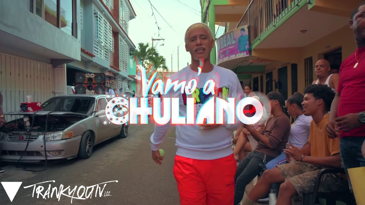 Poeta Callejero - Vamo a Chuliano (Video Oficial)