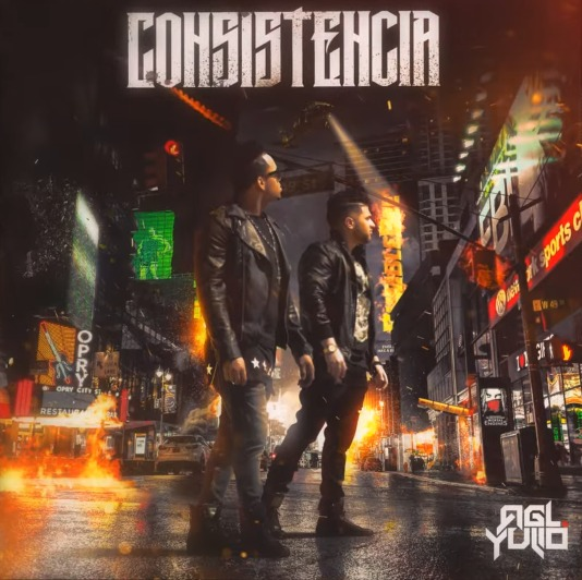 AGL And Yulio - Consistencia (El Album)