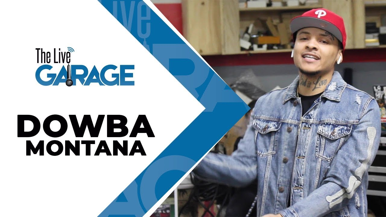 The Live Garage Presenta Dowba Montana