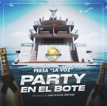 Persa La Voz - Party En El Bote