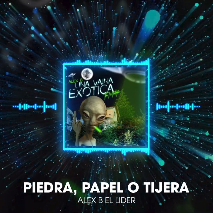 Alex B El Lider ft Heidy Brown - Piedra Papel O Tijera